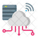 Cloud Computing Cloud Storage Icon
