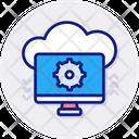 Cloud Computing Cloud Computing Icon