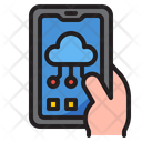 Cloud Computing Mobile Cloud Cloud Icon