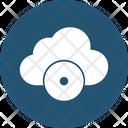 Cloud Computing Cloud Hosting Cloud Storage Icon