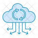Cloud Connect Reload Icon