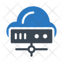 Server Network Connection Icon