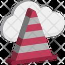 Cloud Cone Icon