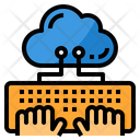 Cloud Config Icon