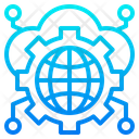 World Config Network Icon