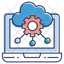 Cloud Configuration Icon