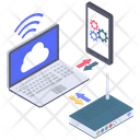 Cloud Configuration Icon
