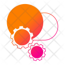 Configuration Connectivity Communication Icon