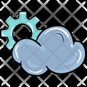 Cloud Configuration Cloud Setting Cloud Preferences Icon