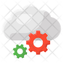 Cloud Settings Cloud Configuration Cloud Options Icon