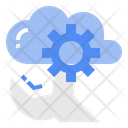 Configuration Cloud Setting Icon