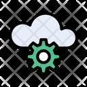 Cloud Configure Preference Icon