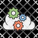 Cloud Configure Setting Icon