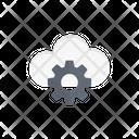 Cloud Configure Icon