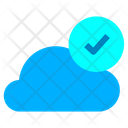 Cloud Connected Icon