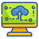 Cloud Connected Cloud Check Cloud Icon