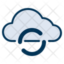 Cloud Connecting Icon