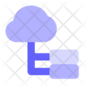 Cloud Connection Cloud To Server Connection Cloud Icon