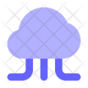 Cloud-connection Icon