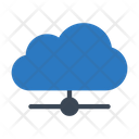 Cloud Network Connection Icon