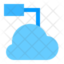 Cloud Connection Cloud Network Icon