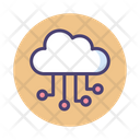 Cloud Connection Cloud Networking Cloud Network Icon