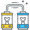 Cloning Machine Icon