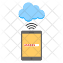 Internet Connection Mobile Icon