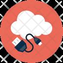 Cloud Connection Connectivity Icon