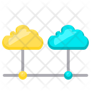 Cloud Connection Net Network Icon