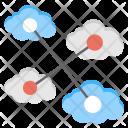 Cloud Connection Communication Icon