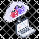 Cloud Content Icon