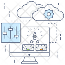 Cloud Control Icon