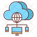 Cloud Control Panel Icon
