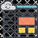 Cloud Control Panel Icon