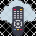 Cloud Computing Remote Icon