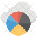 Cloud cost analysis Icon