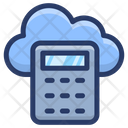 Cloud Cost Calculator Icon