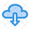 Cloud Data Cloud Download Download Icon