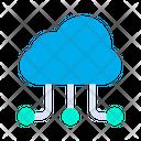 Cloud Data Icon