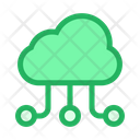 Cloud Connection Online Storage Icon