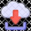 Cloud Data Cloud Data Download Cloud Save Icon