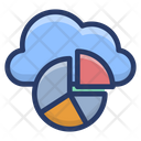Cloud Data Optimization Icon
