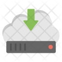 Backup Online Data Icon