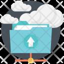 Icloud Storage Technology Icon