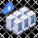 Cloud Storage Cloud Data Upload Storage Upload Icon