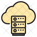 Cloud Database Cloud Database Icon