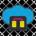 Cloud Database Database Connection Icon