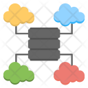 Database Platform Storage Icon