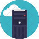 Distributed Cloud Decentralized Icon